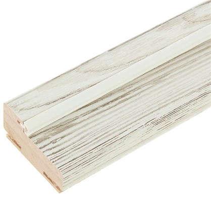 Комплект дверной коробки Рустик 2100x74 мм цвет северная сосна