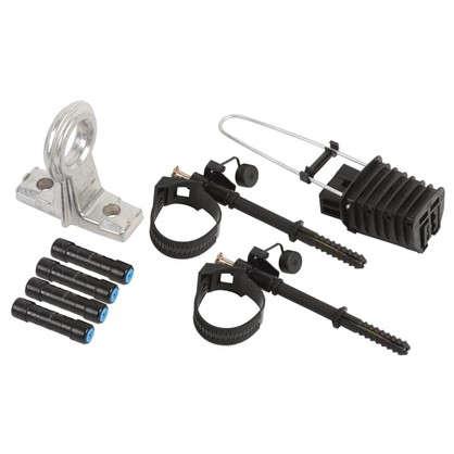 Купить Комплект крепления кабеля к зданию IEK КЗ-8 дешевле
