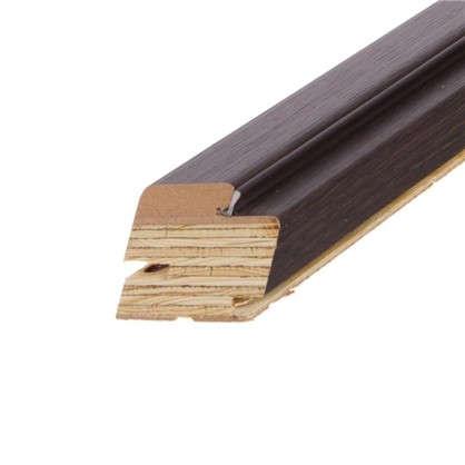 Купить Комплект монтажный (коробка 21-10 наличник фурнитура) цвет чёрный дуб дешевле