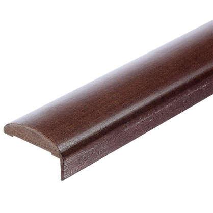 Комплект наличников Этерно 2150х70 мм 5 шт. цвет итальянский орех