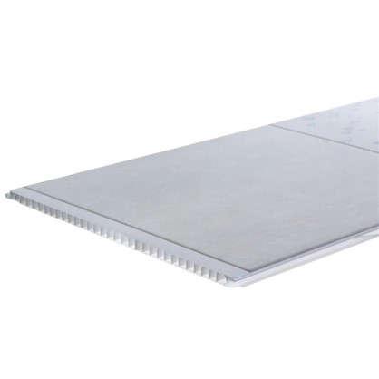 Комплект панелей ПВХ Рассвет 2700x250 мм 0.68 м2 4 шт.