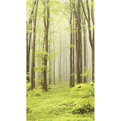 Комплект панелей ПВХ Сказочный лес 2700x375 мм 4 шт.