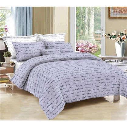 Комплект постельного белья сатин 2сп CHIARO
