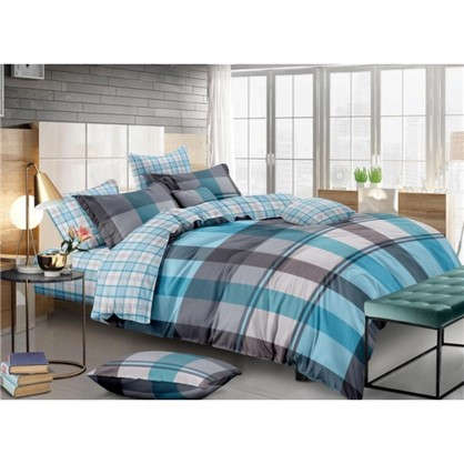 Комплект постельного белья Бриз 2-спальный сатин