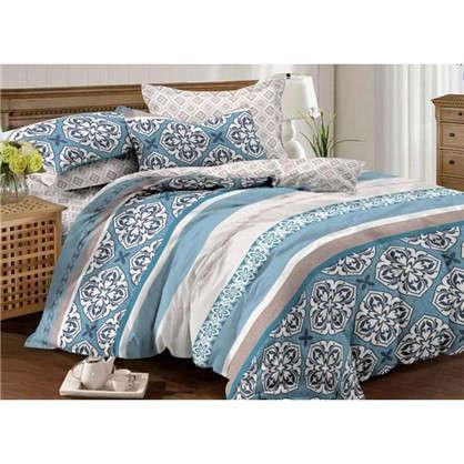 Комплект постельного белья Декор 2-спальный сатин
