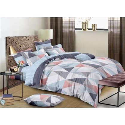 Комплект постельного белья Кристалл 2-спальный сатин