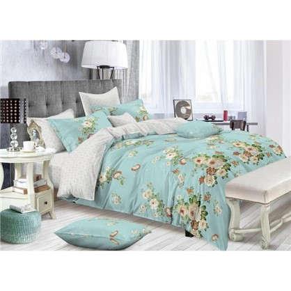 Комплект постельного белья Мечта 1.5-спальный сатин