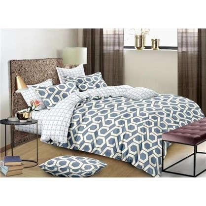 Купить Комплект постельного белья Нектар 2-спальный сатин дешевле