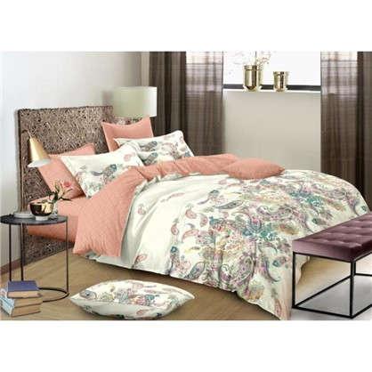 Купить Комплект постельного белья Пейсли 1.5-спальный сатин дешевле