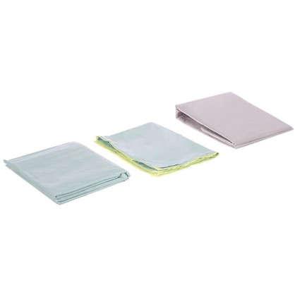 Комплект постельного белья полуторный CASCADE сатин