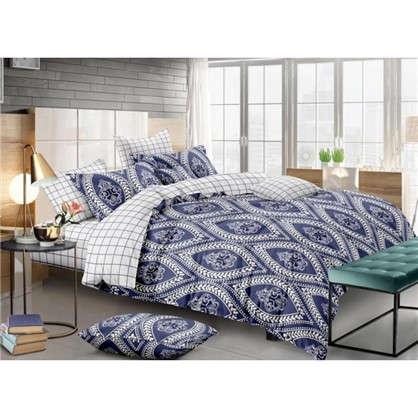 Комплект постельного белья Роял 2-спальный сатин