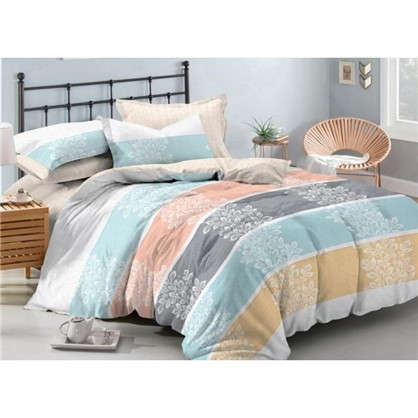 Комплект постельного белья Сияние 1.5-спальный сатин