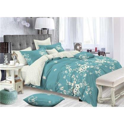 Комплект постельного белья Свежесть 2-спальный сатин