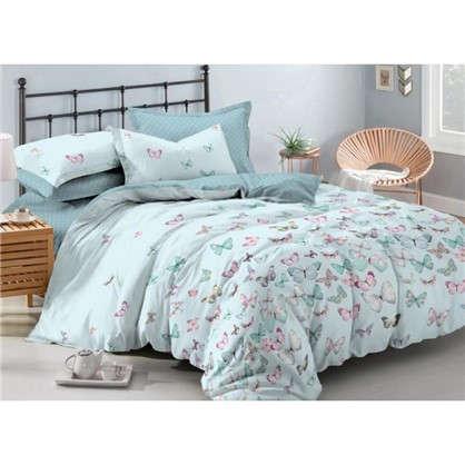 Комплект постельного белья Танец 2-спальный сатин