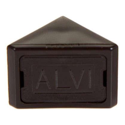 Купить Комплект уголков мебельных с шурупами цвет темно-коричневый 6 шт. дешевле
