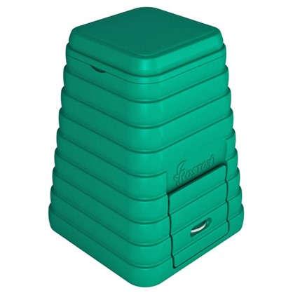 Компостер Росток 600 л цвет зелёный