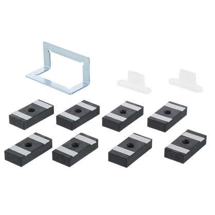 Компплект раздвижной системы для межкомнатных дверей 186 см