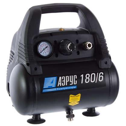 Компрессор Аэрус 6 л 180 л/мин. 1.1 кВт