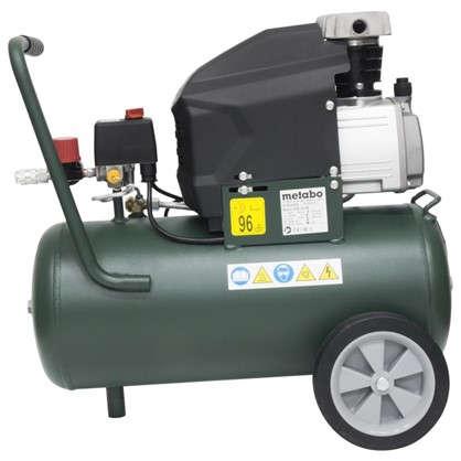 Компрессор масляный Metabo 24 л 200 л/мин. 1.5 кВт
