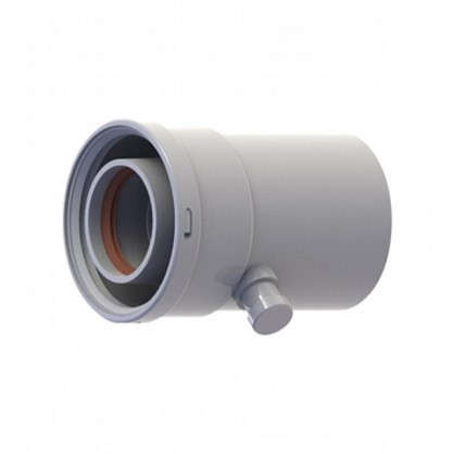 Конденсатосборник горизонтальный D 60/100 мм