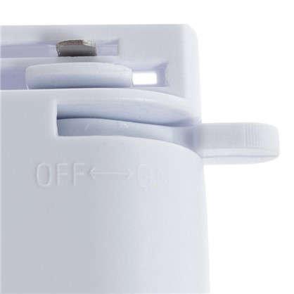 Коннектор для провода цвет белый