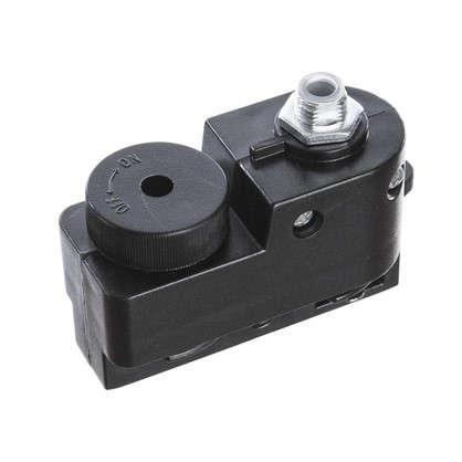 Коннектор для провода цвет черный