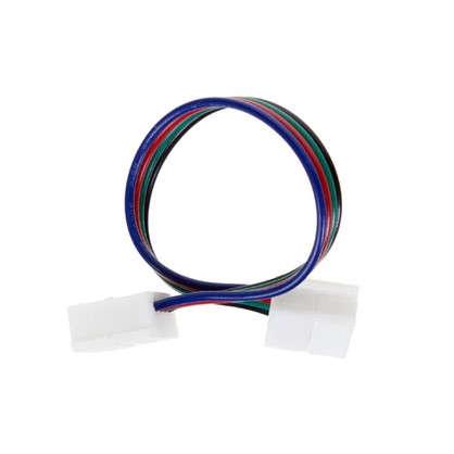 Купить Коннектор светодиодной ленты 10 мм IP65 IP67 RGB5050 дешевле