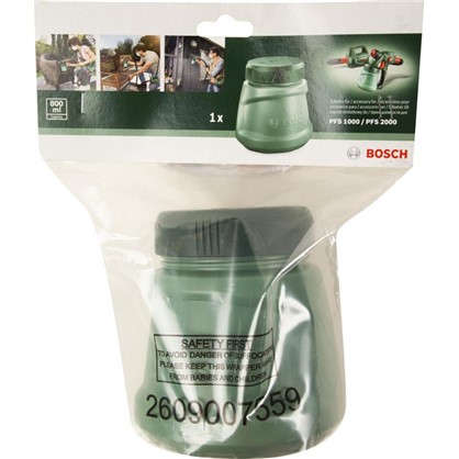 Контейнер для краскопульта Bosch PFS 2000 0.8 л