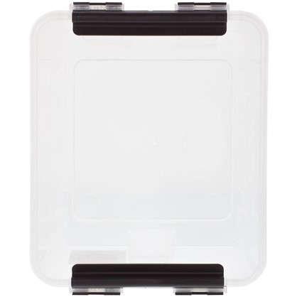 Купить Контейнер Rox Box с крышкой 17x14x21 см 3.5 л пластик цвет прозрачный дешевле