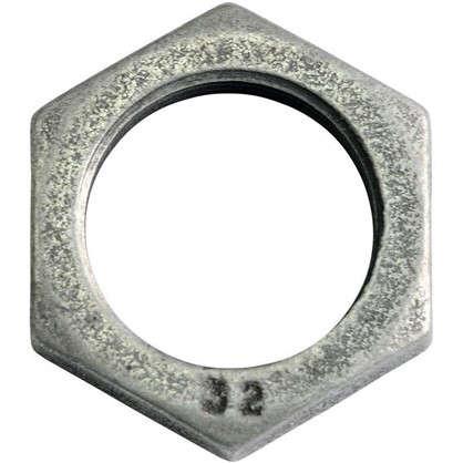 Контргайка оцинкованная 1 1/4 мм чугун