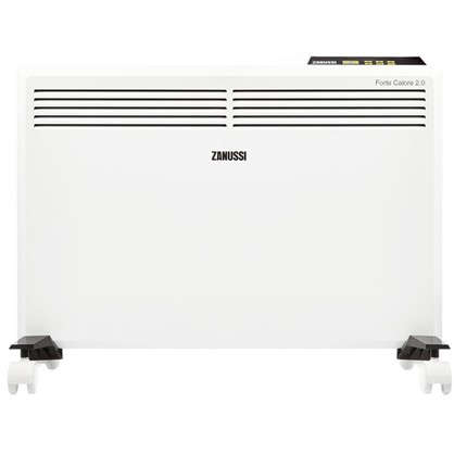 Купить Конвектор электрический Zanussi ZCH/S-1500 ER 750 и 1500 Вт площадь обслуживания 20 м2 дешевле