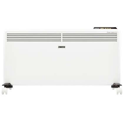 Купить Конвектор электрический Zanussi ZCH/S-2000 ER 1000 и 2000 Вт площадь обслуживания 25 м2 дешевле