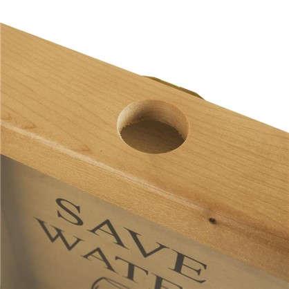 Копилка для пробок Save water Drink wine 22х26