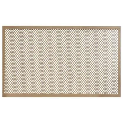 Купить Короб декоративный для радиатора Глория 60х90 см цвет бук дешевле