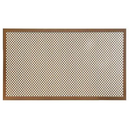 Купить Короб декоративный для радиатора Глория 60х90 см цвет вишня дешевле