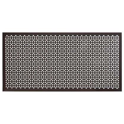 Купить Короб декоративный для радиатора Верон 60х120 см цвет венге дешевле