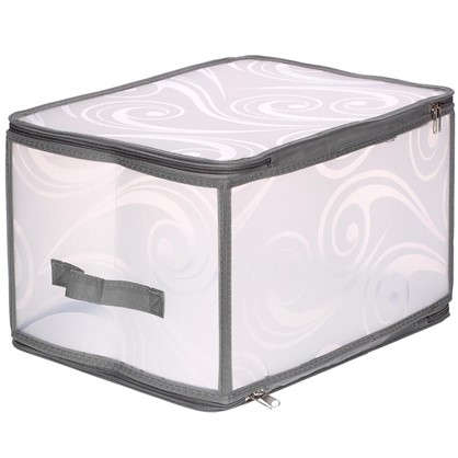 Короб Handy Home для хранения складной на молнии 30х25x40 см нетканный материал