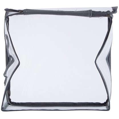 Купить Короб Handy Home складной на молнии M 30х15x28 см пластик дешевле