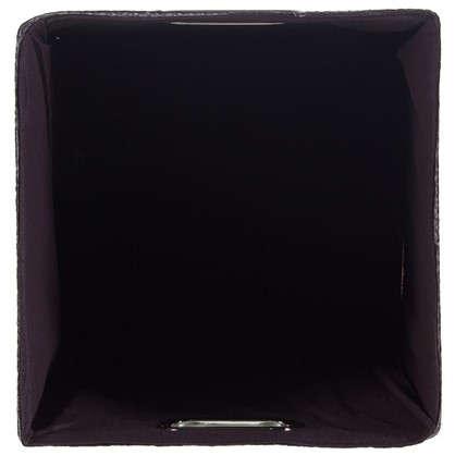 Купить Короб плетеный 31x31x31 см цвет коричневый дешевле