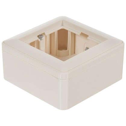 Коробка подъемная Schneider Electric W59 одноместная