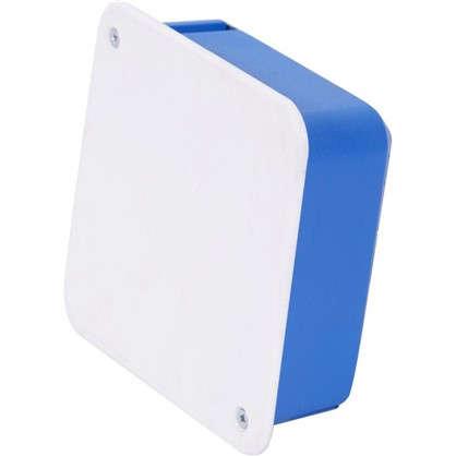 Коробка распределительная для полых стен 100х100х45 мм