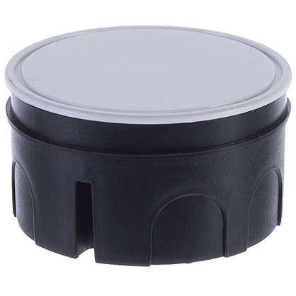 Коробка распределительная для сплошных стен 70х40 мм