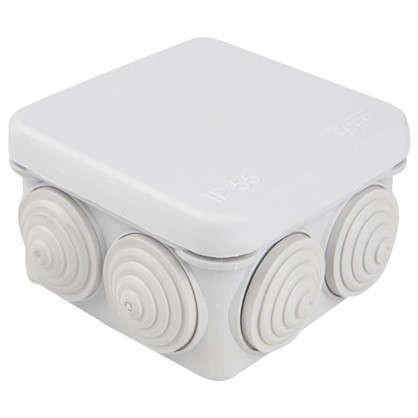Коробка распределительная HP 70 70х70х40 мм цвет серый