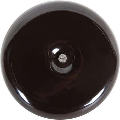 Коробка распределительная керамика цвет коричневый