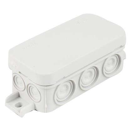 Коробка распределительная Mini 25 80х43х35 мм цвет серый