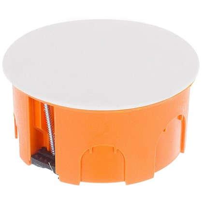 Купить Коробка распределительная TDM СП D80х40 мм дешевле