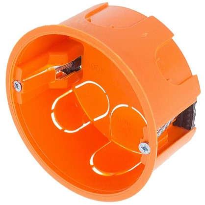 Коробка распределительная TDM СП D80х40 мм