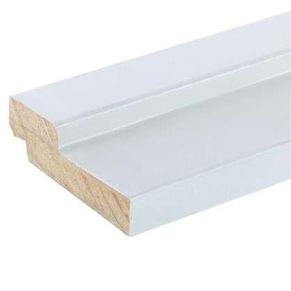 Коробочный брус 26х70х2070 лам.белый