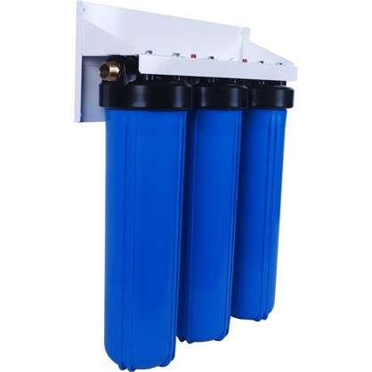 Купить Корпус Гейзер ВВ20 для холодной воды 1 дюйма 3шт дешевле