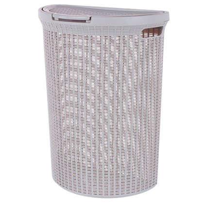 Купить Корзина для белья Eco Style 46 л дешевле
